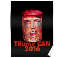 TRUMP CAN Poster