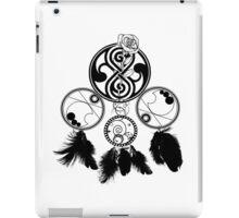 Gallifreyan Dream Catcher iPad Case/Skin