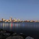 Sunset @ Mill Point, Perth by Sidqie Djunaedi