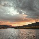 Ardvreck Castle by Chris Cherry