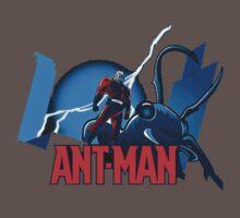 Funny Antman Baby Tee