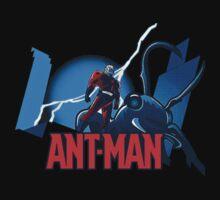 Funny Antman Kids Tee