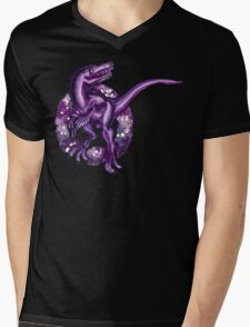 Alioramus (without text)  Mens V-Neck T-Shirt
