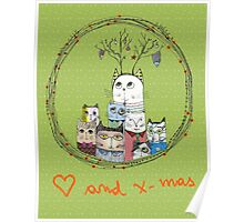 Love and x-mas Poster