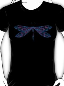 dragonfly in light shades T-Shirt