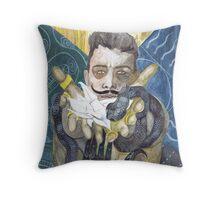 Dorian Pavus Romance Tarot Throw Pillow