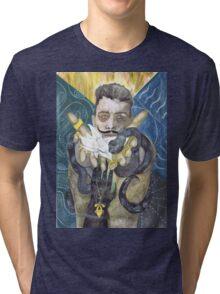 Dorian Pavus Romance Tarot Tri-blend T-Shirt