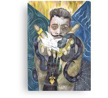 Dorian Pavus Romance Tarot Canvas Print