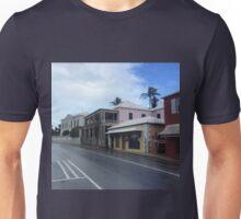 Candy-Colored Casas Unisex T-Shirt