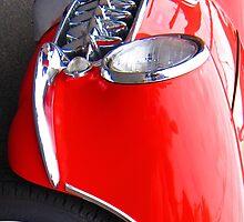 1957 Chevrolet Corvette by ArtShopEtc