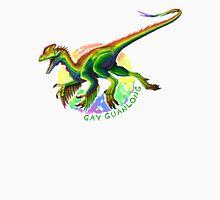 Gay Guanlong (with text)  Unisex T-Shirt