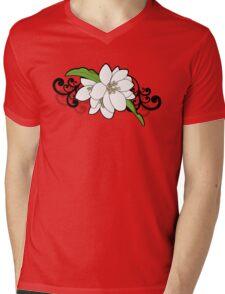 From The Garden Mens V-Neck T-Shirt