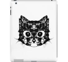 Rorschach Kitty iPad Case/Skin