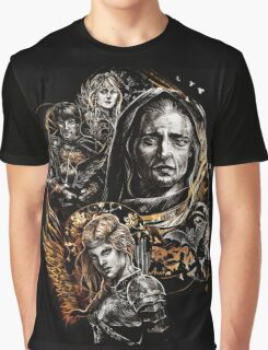 The Witcher - Fallen Graphic T-Shirt
