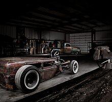 1930 Ford Model A Rat Rod by - speedNbeauty-