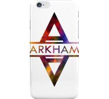 Batman Arkham Splash Color iPhone Case/Skin