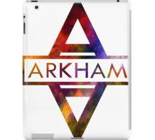 Batman Arkham Splash Color iPad Case/Skin