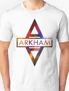 Batman Arkham Splash Color T-Shirt