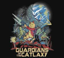 Guardians of the Catlaxy by dirext
