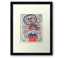 Glioblastoma Framed Print