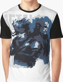 MGS34 - SPLAT Graphic T-Shirt