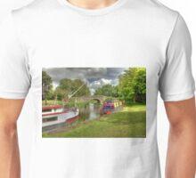Lancaster canal Unisex T-Shirt