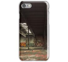 Locomotive depot iPhone Case/Skin