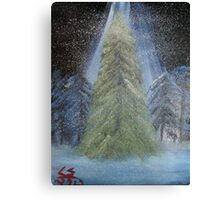"""Christmas Tree""  by Carter L. Shepard Canvas Print"