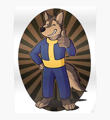 Animal - Vault Dog Poster