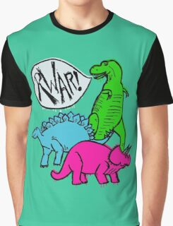 Dino Party Graphic T-Shirt