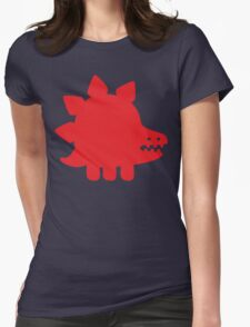Stegobutton Womens Fitted T-Shirt