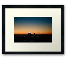 Cold Summer Framed Print