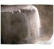 Rideau Falls, Ottawa, ON Poster