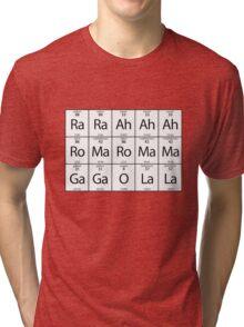 Elements of music Tri-blend T-Shirt