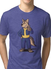 Animal - Vault Dog Mark .2 Tri-blend T-Shirt