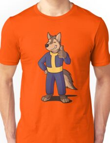 Animal - Vault Dog Mark .2 Unisex T-Shirt