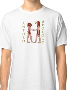 An Anthro Apology Greeting Classic T-Shirt