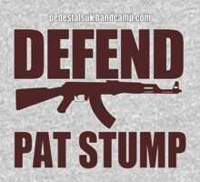 Defend Pat Stump by Jay Morrison