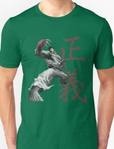 RYU 00 - JUSTICE T-Shirt