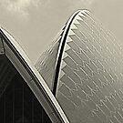 Sydney Opera House Sails by Stan Owen