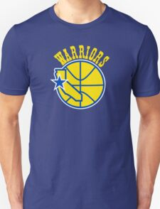 GOLDEN STATE WARRIORS BASKETBALL RETRO T-Shirt