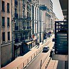 Parisian morning in the 19th Arrondissement.  by Forrest Harrison Gerke