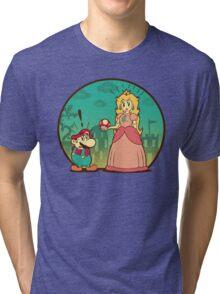 Size Matters Tri-blend T-Shirt
