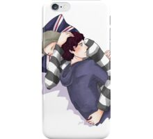 John & Sherlock iPhone Case/Skin