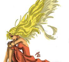 Hidden Angel by Creativemind08