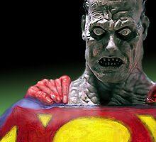 Bizarro Superman by GabeArroyo78