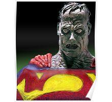 Bizarro Superman Poster