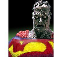 Bizarro Superman Photographic Print
