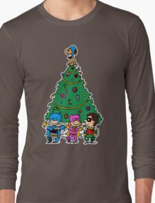 Gotham City Christmas Long Sleeve T-Shirt
