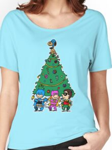 Gotham City Christmas Women's Relaxed Fit T-Shirt